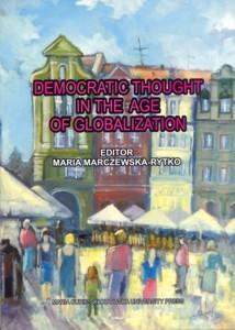 Okładka: Democratic Thought in the Age of Globalization