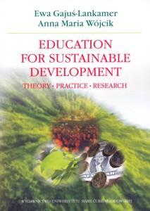 Okładka: Education for Sustainable Development. Theory. Practice. Research
